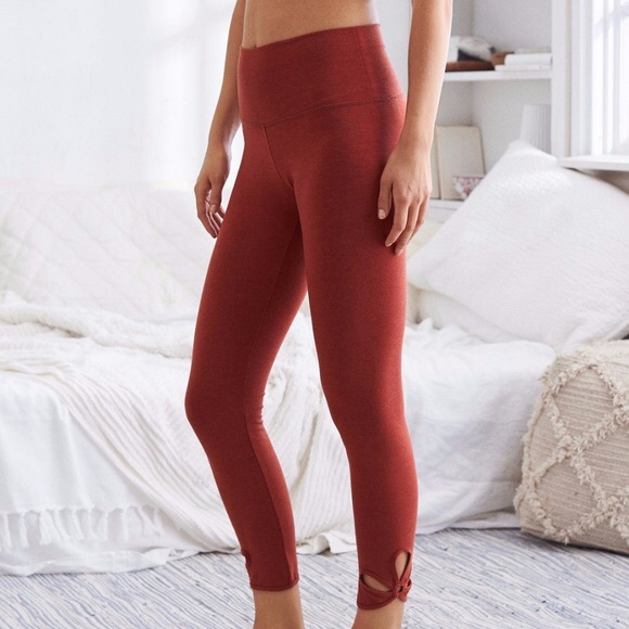 542962a28cc2fb aerie Pants | Nwt Chill High Waisted 78 Leggings | Poshmark
